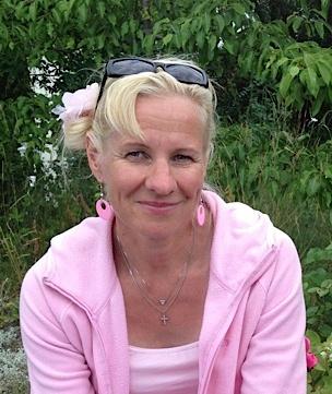 Jaana Thorström ultrajuoksija